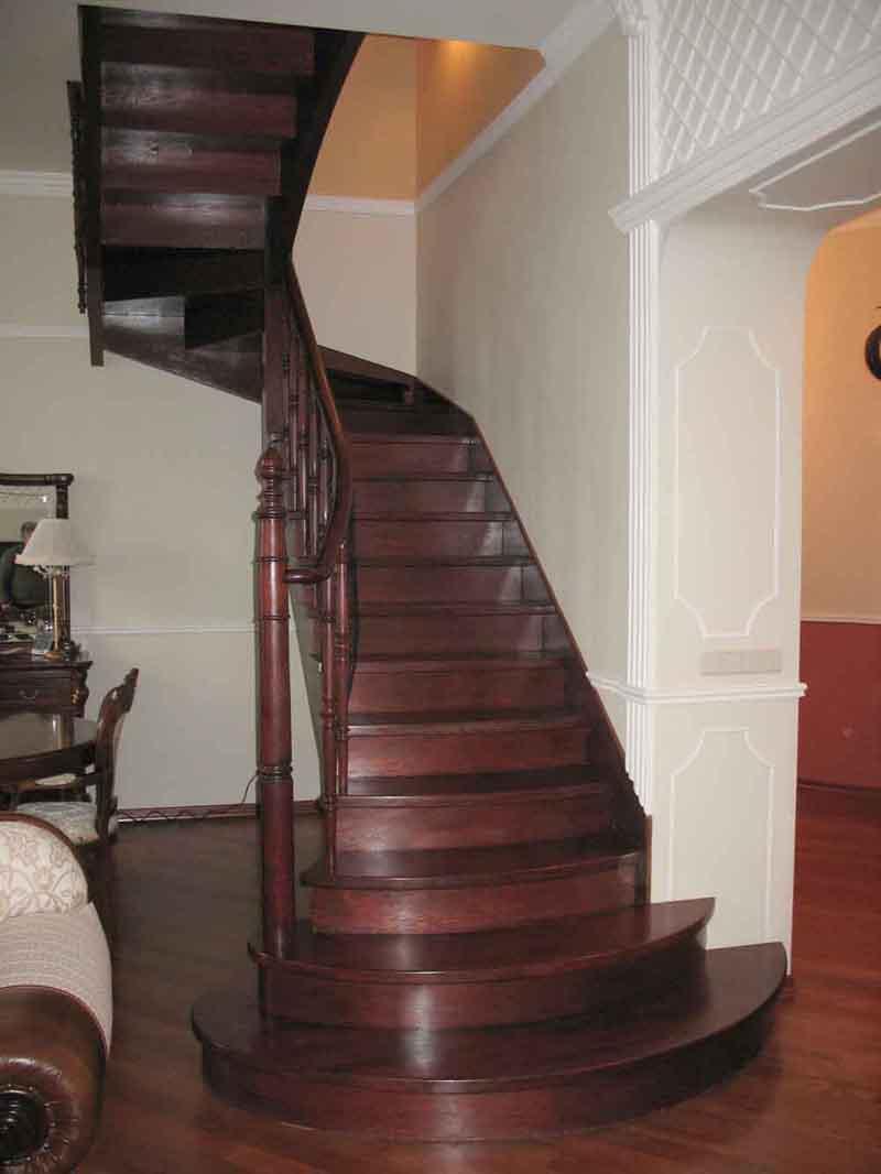 виготовлення сходів з дерева львів