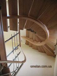 конструкції модульних сходів